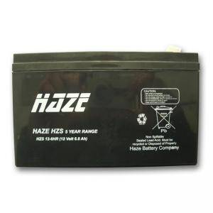 Оловна Батерия Haze (HZS12-6HR) 12V/ 6Ah High Rate - 151/ 51/ 93mm AGM, HAZE-12V-6HR-AGM