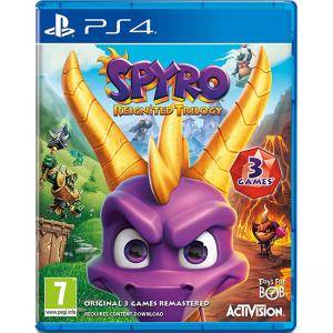 Игра Spyro Reignited Trilogy за PlayStation 4
