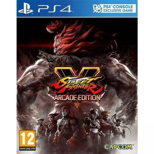 Игра Street Fighter V: Arcade Edition (PS4), VGP40000035N