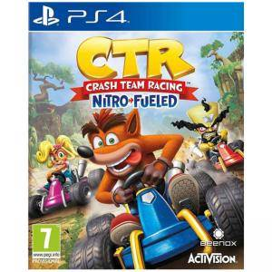 Игра Activision CTR Crash Team Racing Nitro-Fueled PS4