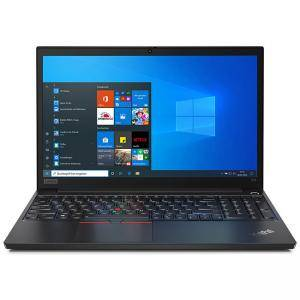 Лаптоп Lenovo ThinkPad Edge E15, Intel Core i5-10210U, 16GB DDR4, 512GB SSD, 15.6 инча FHD IPS AG, Черен, 20RD001CBM/3