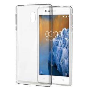 Калъф Nokia 3 Slim Crystal Cover CC-103, прозрачен, MO-NO-TA04