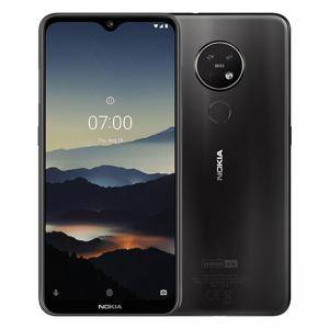 Смартфон Nokia 7.2 (TA-1196 DS), 6GB/128 GB, 6.3 инча FHD+, Snapdragon 660, 20 MP Quad Pixel, Charcoal, 6830AA002420