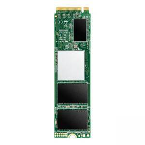 Диск SSD Transcend 1TB PCIe 3.1, NVMe (PCIe Slot) M.2 2280 SSD 3D NAND TLC with DRAM, read-write: up to 3400MBs, 1900MBs, TS1TMTE220S