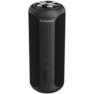 Безжична тонколона Bluetooth Speaker 5.0, Tronsmart T6 Plus (Upgraded Edition) 40W Portable Outdoor Wireless Speaker With Tri-Bass Effects, 6600mAh