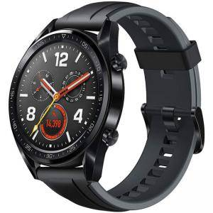 Смарт часовник Huawei Watch GT, FTN-B19, Bluetooth, Черен