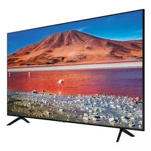 Телевизор Samsung 43TU7072 4K UHD, 43 инча 3840 x 2160, SMART, Crystal Processor 4K, 2000 PQI, HDR 10+, Mega Contrast, WiFi, Bluetooth, UE43TU7072UXXH