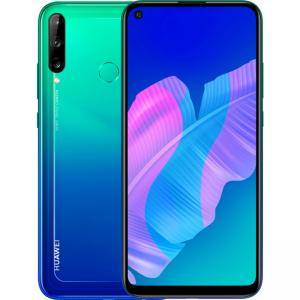 Смартфон Huawei P40 lite Е, Aurora Blue, ART-L29, 6.3, 1560x720, 4GB+64GB, 48+ 8MP + 2MP, 6901443375806