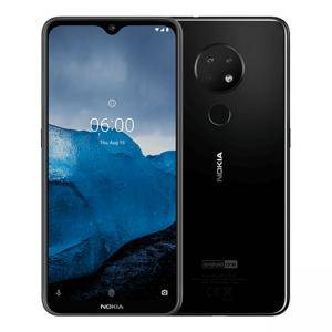Смартфон NOKIA 6.2 (TA-1198) Dual SIM, 64 GB/4 GB, 6.3 инча (1080 x 2280), Qualcomm Snapdragon 636 CPU, черен