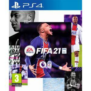 ИГРА FIFA 21 Standart Edition ЗА PLAYSTATION 4 - PS4 / PS5 (Pre Order), Фифа 21- Виж Цена