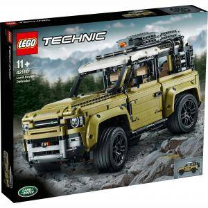 Конструктор Лего Техник - Land Rover Defender, LEGO Technic, 42110