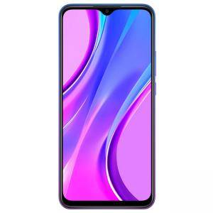 Смартфон Xiaomi Redmi 9, 6.53 инча Full HD+ (2340 x 1080), 4GB/64GB, Dual SIM, 4G LTE, Sunset Purple, MZB9703EU