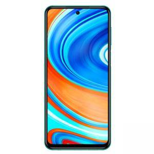Смартфон Xiaomi Redmi Note 9 Pro, 6GB/128 GB, Dual SIM, 6.67 инча IPS LCD, Snapdragon 720G, Tropical Green, MZB9444EU