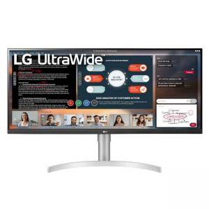 Монитор LG 34WN650-W, 34 инча UltraWide FHD (2560 x 1080) IPS, 5ms, 75Hz, 21:9, AMD FreeSync, 34WN650-W.AEU