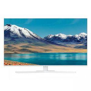 Телевизор Samsung 50TU8512, 50 инча 4K Crystal UHD, Dual LED, 2800 PQI, Bixby, AirPlay 2, DVB-T2CS2, WI-FI, HDMI, USB, Bluetooth, бял, UE50TU8512UXXH