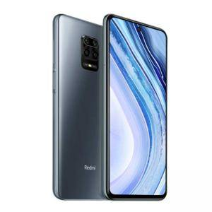Смартфон Xiaomi Redmi Note 9 Pro, 6GB/128GB, Dual SIM, 6.67 инча, Android 10.0, 4G, Interstellar Grey, MZB9442EU
