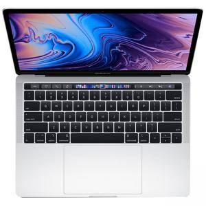 Лаптоп Apple MacBook Pro 13 Touch Bar/QC i5 2.0GHz/16GB/512GB SSD/Intel Iris Plus Graphics w 128MB/Silver - INT KB, MWP72ZE/A