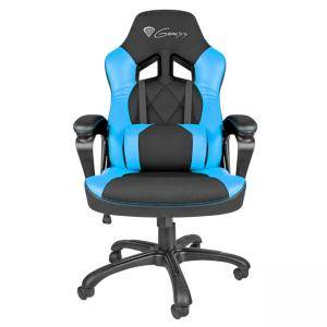 Геймърски стол Genesis Gaming Chair Nitro 330 Black-Blue (Sx33), NFG-0782
