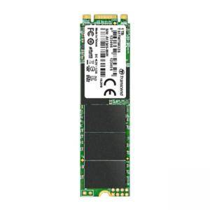 Твърд диск  SSD Transcend 256GB, Single Side, M.2 2280 SSD, SATA B+M Key, TLC, TS256GMTS832S