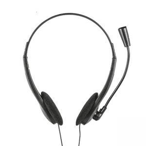 Слушалки TRUST Primo Headset, Wired,  70 - 20000 Hz, 89 dB, Черни, 21665