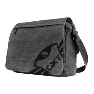 Чанта за лаптоп TRUST GXT 1260 Yuni Messenger Bag, до 15.6 инча, сива, 23241