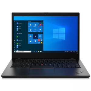 Лаптоп Lenovo ThinkPad L14, Intel Core i5-10210U, 8GB DDR4, 512GB SSD , 14 инча FHD IPS AG, Intel UHD, Черен, 20U10014BM/3