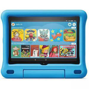 Таблет Fire HD 8 Kids Edition, 8 инча, HD Display, 32 GB, Blue Kid-Proof Case