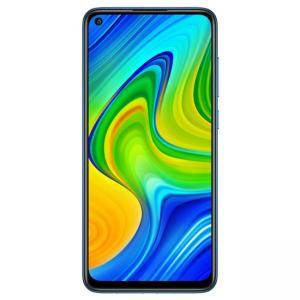 Смартфон Xiaomi Redmi Note 9, 4GB/128GB, Dual SIM, 6.53 инча FHD+ (2340 x 1080), 48MP + 8MP + 2MP + 2MP/13 MP, Midnight Grey, MZB9466EU