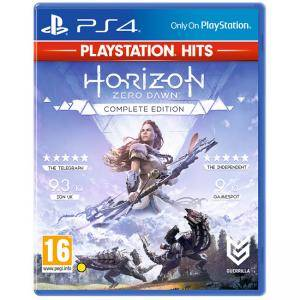 Игра Horizon Zero Dawn Complete Edition за PS4