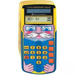 Калкулатор Texas Instruments Little Professor Solar