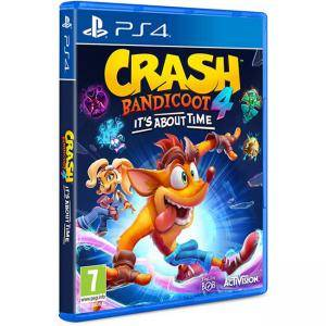 Игра Activision Crash Bandicoot 4: It`s About Time PS4