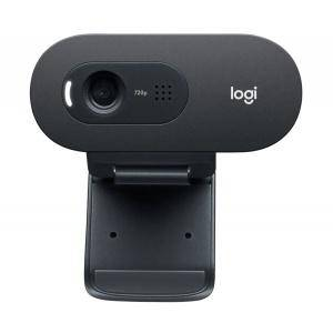 Уебкамера Logitech C505 HD Webcam - BLACK - 960-001364