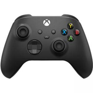 Контролер Microsoft Xbox Wireless Controller Carbon, Черен