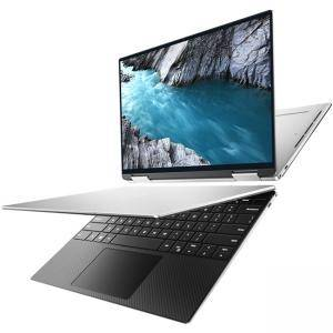 Лаптоп Dell XPS 9310 (2 in 1), Intel Core  i5-1135G7, 13.4 инча, FHD+ WLED Touch, 8GB, 256GB, Intel(R) Iris Xe Graphics, Win10, Сив