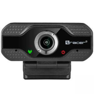 Уеб камера TRACER PC CAM FHD WEB007, Черен, TRAKAM46706