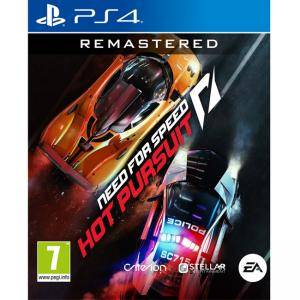 Игра EА Need for Speed Hot Pursuit Remastered (PS4)