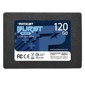 Твърд диск Patriot Burst Elite 120GB SATA3 2.5, PBE120GS25SSDR