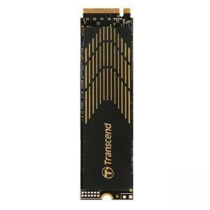 Твърд диск Transcend 500GB, M.2 2280, PCIe Gen4x4, M-Key, 3D TLC, with Dram, TS500GMTE240S
