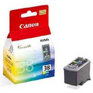 CANON CL-38 Colour Ink Cartridge PIXMA iP1800, iP2500