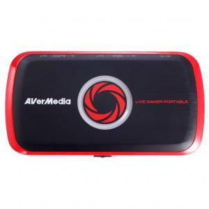 ВЪНШЕН КЕПЧЪР AVERMEDIA LIVE GAMER PORTABLE, USB, AVER-LG-PORT