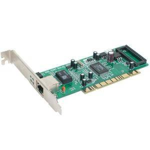 Мрежова карта D-Link DGE-528T, PCI, 10/100/1000 Gigabit Ethernet, low profile, D-LINK-DGE-528T