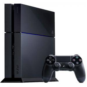 Конзола Sony PlayStation 4 (PS4) - Black 500GB