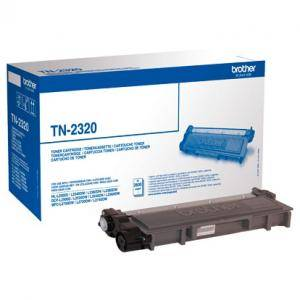 Тонер касета - Brother TN-2320 Toner Cartridge High Yield - TN2320