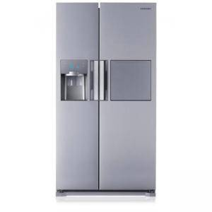 Хладилник Samsung Refrigeration, Side by Side, общ капацитет 543л, Ice Maker, Twin Cooling+ , Water Dispenser, Мини Бар, Клас A++, Цвят Графит|RS7778FHCSR