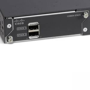 Модул за стакване Cisco Catalyst 2960-X FlexStack Plus Stacking Module
