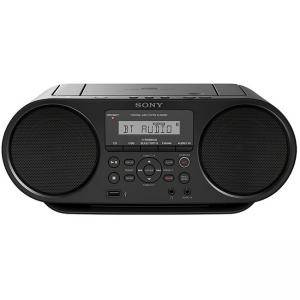 CD плейър Sony ZS-RS60BT CD player with Bluetooth, Черен, ZSRS60BT.CET