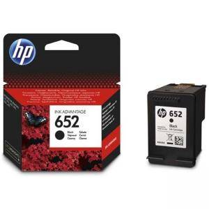 Мастилена глава HP 652 Black Ink Cartridge, F6V25AE