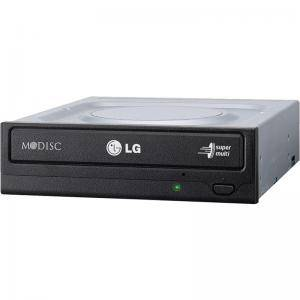 Оптично устройство, LG GH24NSD1 Internal DVD-RW S-ATA, Super Multi, Double Layer, Bare Bulk Black