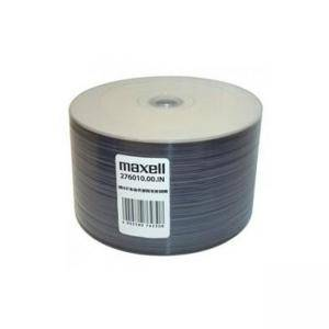 CD-R80 MAXELL, 700 MB, 52x, Printable, 50 бр., ML-DC-CDR80-50PRINT