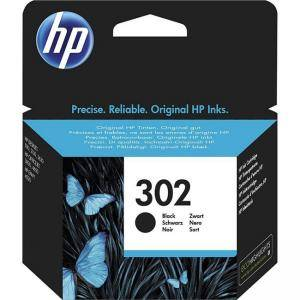 Тонер касета HP 302 Black Original Ink Cartridge